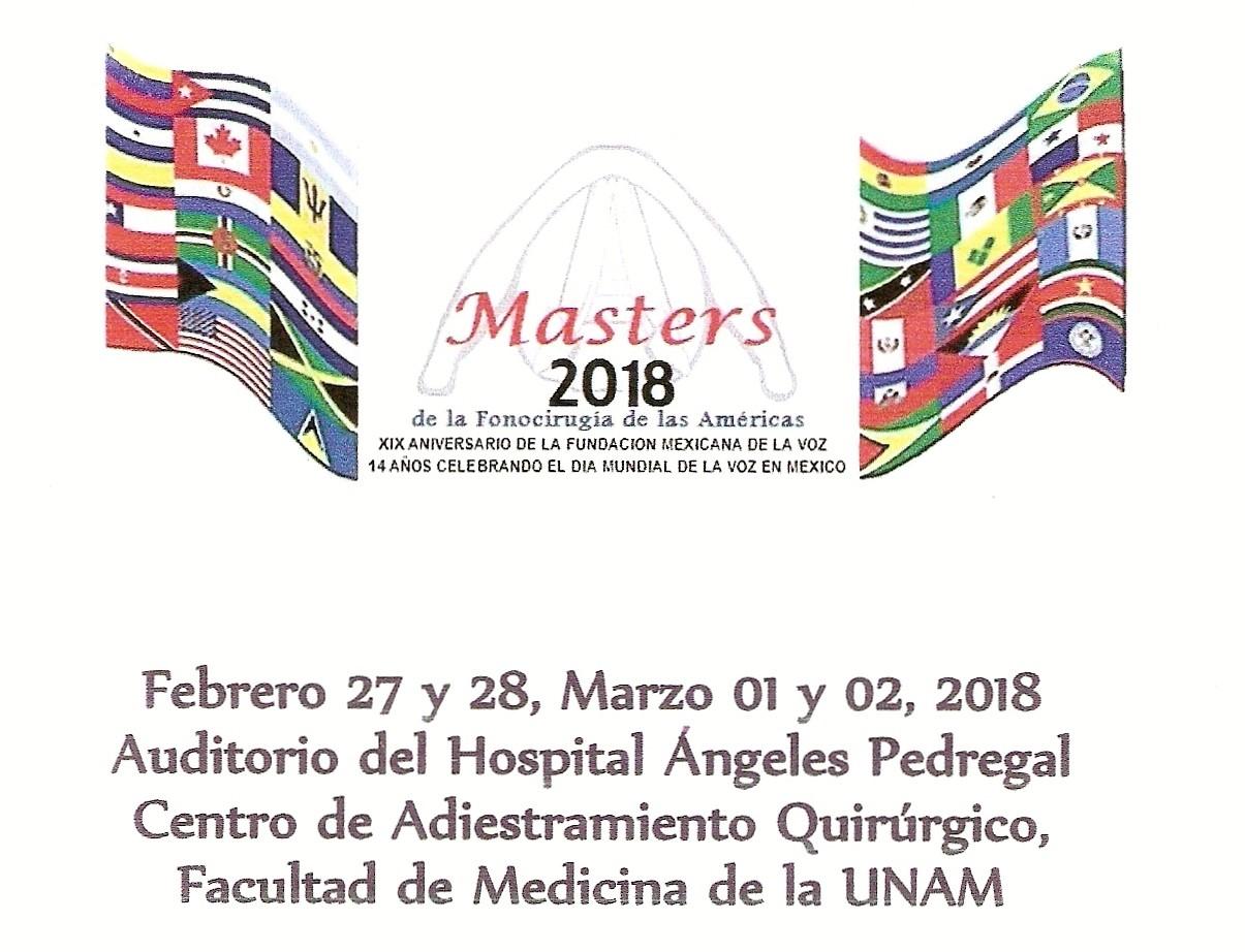 Master Mexico 2018 (2)