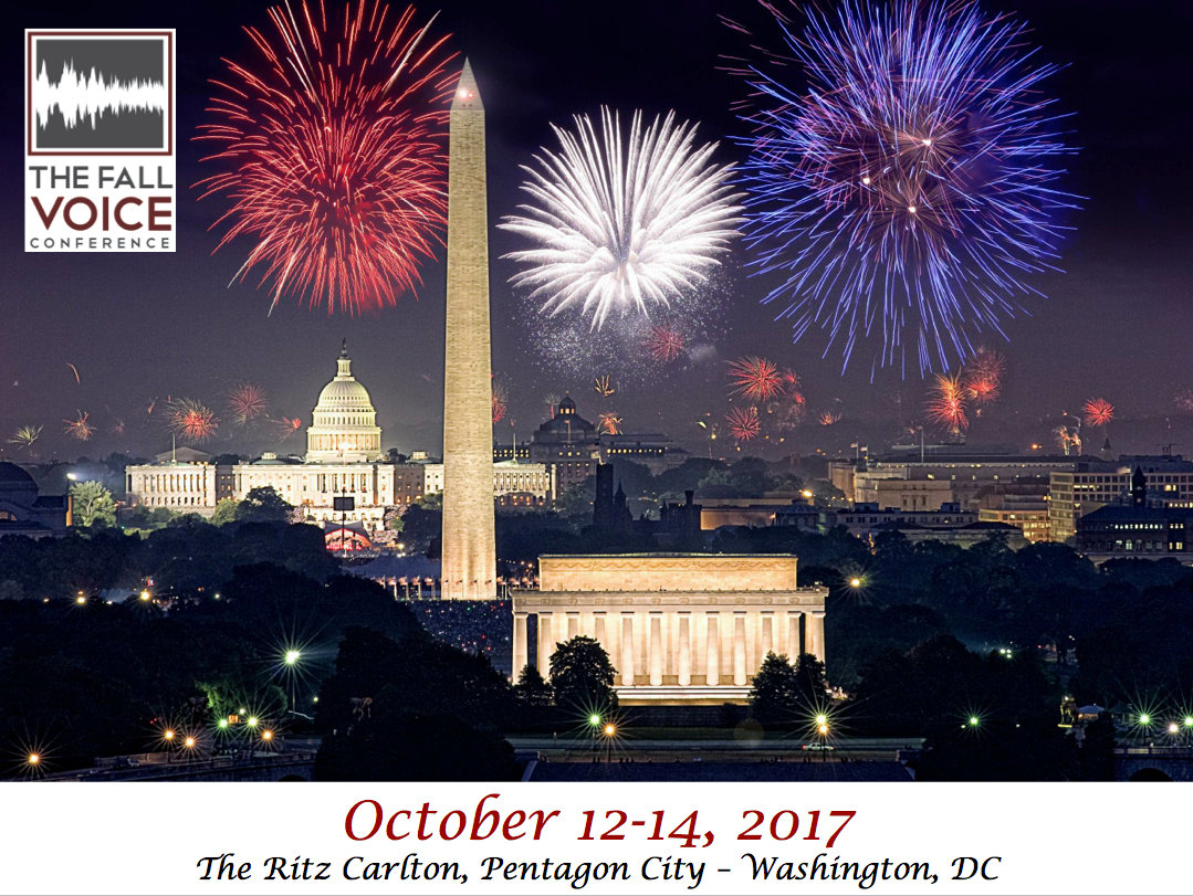 The Fall Voice Conference 2017